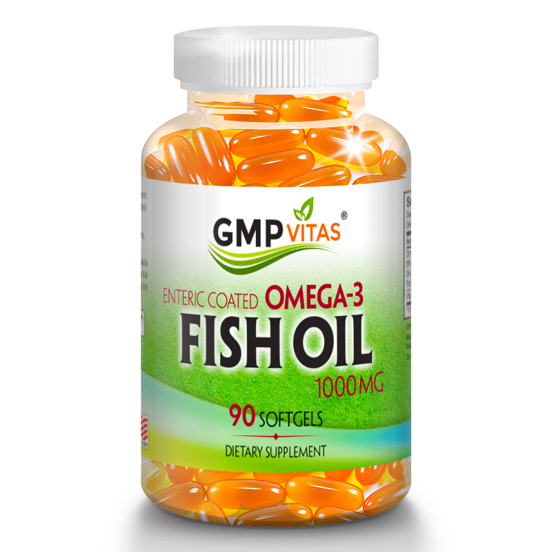 Enteric coated omega 3 fish oil 1000mg gmp global for Enteric coated fish oil
