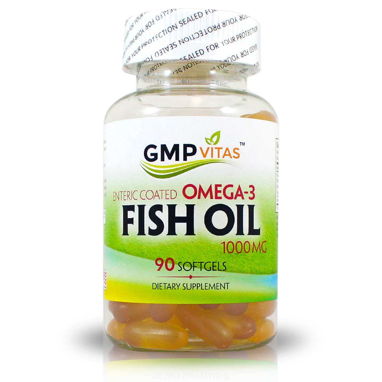 Our products gmp global marketing inc for Fish oil dry eyes